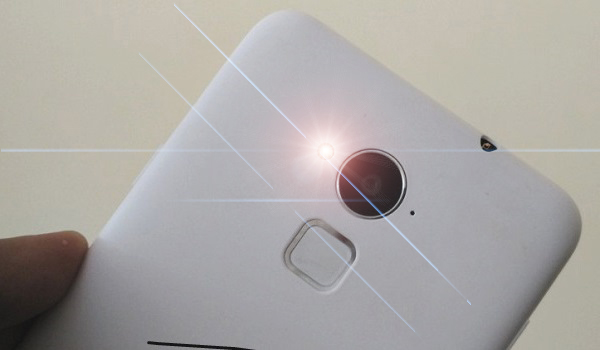 LED Flash for Alerts