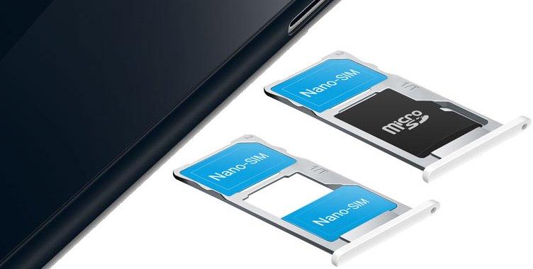 smartphone 2 sim slots