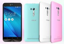 Asus Zenfone Selife (ZD551KL) Specifications and Features