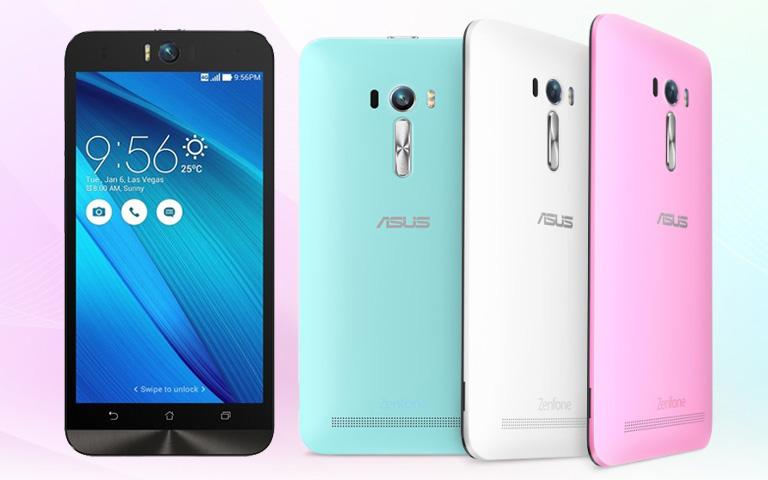 Asus Zenfone Selfie ZD551KL Specifications