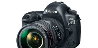 Canon EOS 5D Mark 4 DSLR Camera Tech Specs, Features and Price