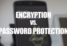 Encryption vs Password Protection – What's The Difference