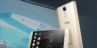 Lenovo Vibe K5 Note with Secure Zone Feature and Fingerprint Sensor