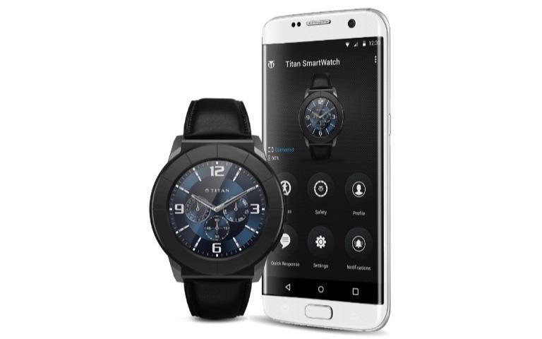 titan juxt pro functions with smartphones
