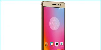 Lenovo K6 Power Full Phone Specifications