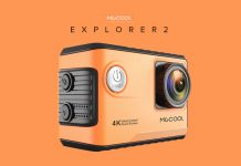 MGCool Explorer 2 4K 30fps HD Action Camera Full Specifications