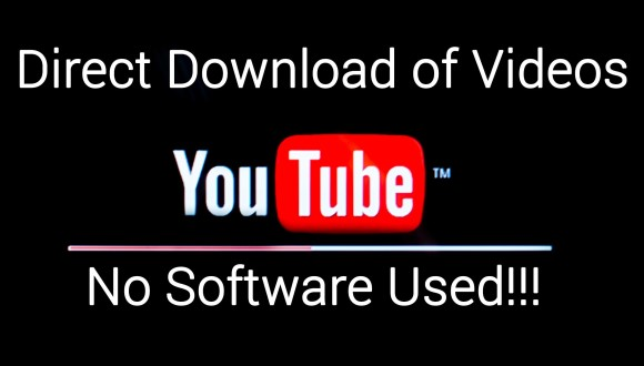 How to download YouTube videos on PC without any software