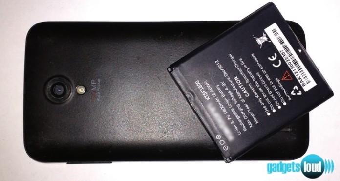 smartphone battery life