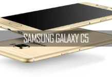 galaxy c5 smartphone by samsung