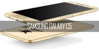 galaxy c5 smartphone by samsung