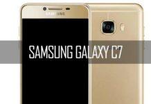 galaxy c7 by samsung