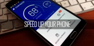 how to speed up android phone in just few minutes