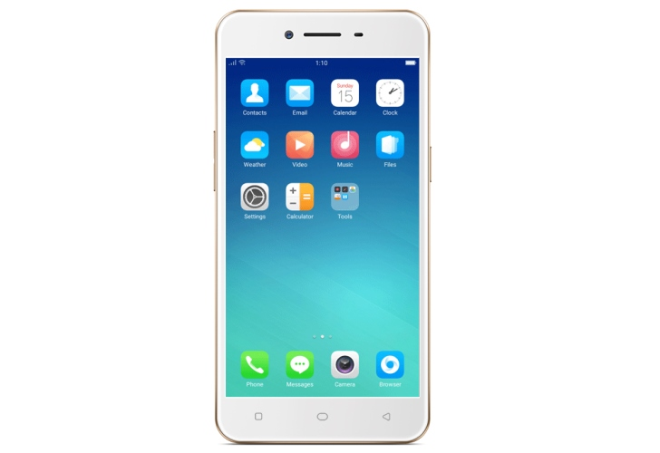 oppo a37 entry level budget smartphone with 4G LTE , 2GB RAM and OTG support