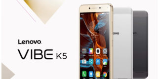 Lenovo Vibe K5 full Metal Body Android Smartphone with Snapdragon Octa Core Processor