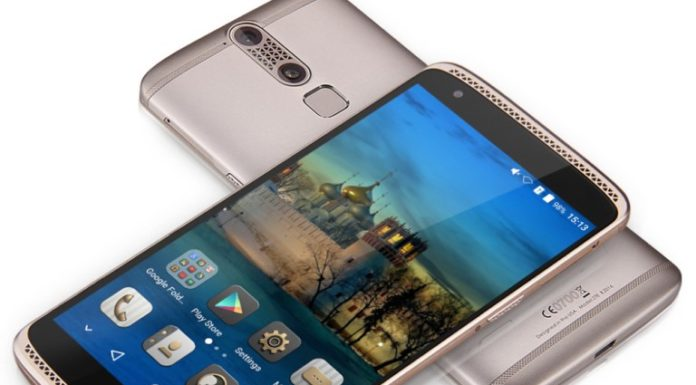 ZTE Axon Mini Comes With Pressure Senese Display