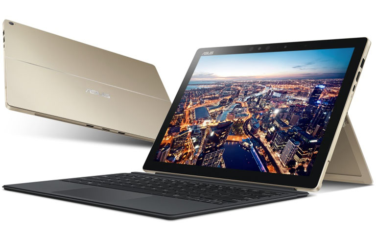 Asus ZenBook 3 and Transformer 3 Pro 2-in-1 Windows 10 Devices