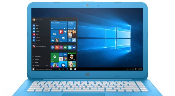 HP Stream 14 Full Laptop Speciifcations, Features and Price (Window 10 OS)