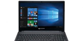 Micromax Alpha LI351568W Windows 10 Laptop Specs, Features and Price