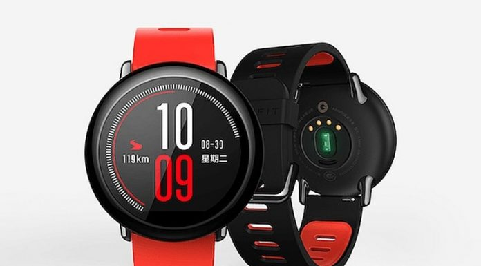 Xiaomi Amazfit Smartwatch Specs, Features and Price