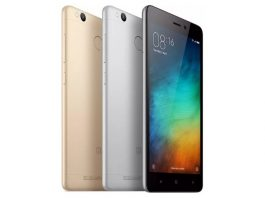 Xiaomi Redmi 3S Prime full phone specifications and Features and Price
