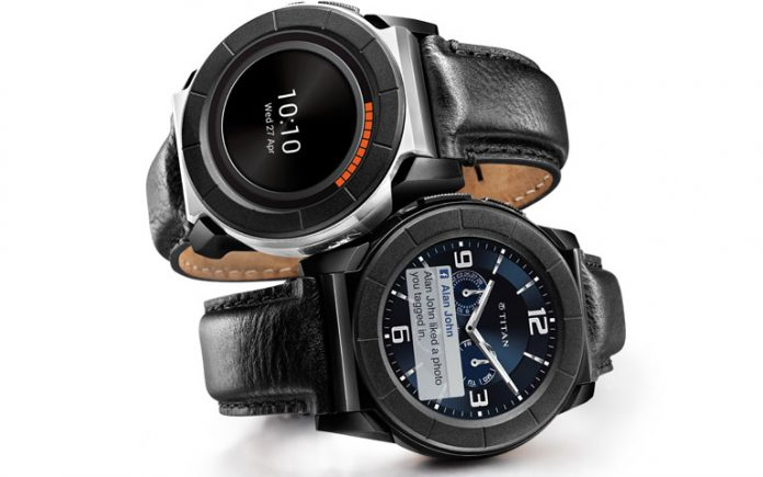 titan juxt pro smartwatch full specs, features and price