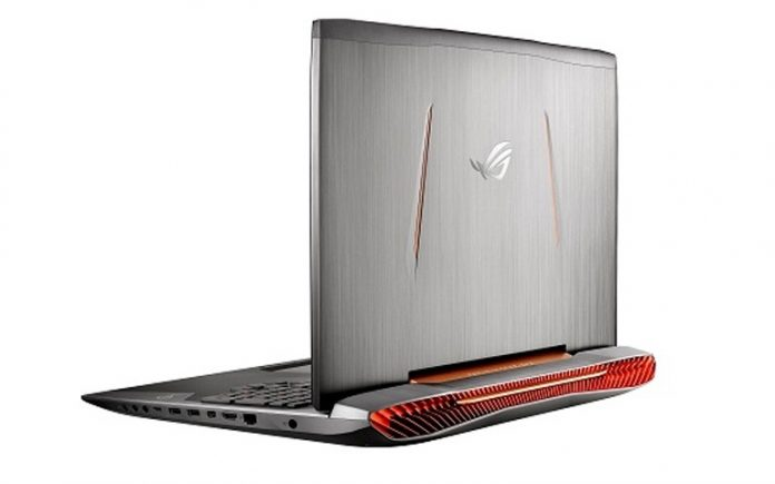 Asus ROG Strix GL502VS and ROG G752VS