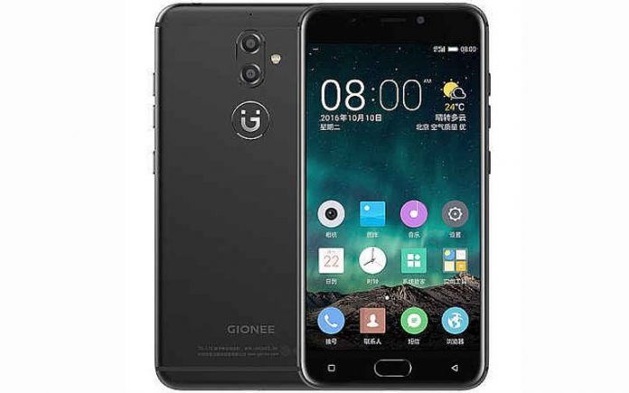 Gionne S9 Full Phone Specs (Techincal Specifications)