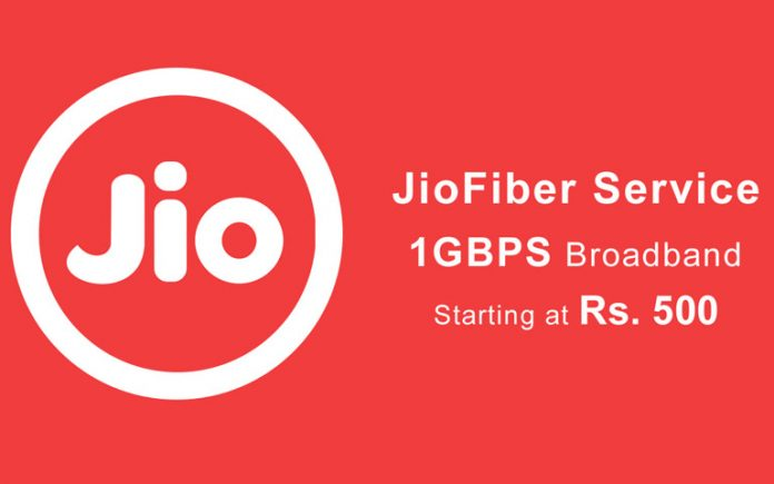 Reliance Jio Broadband Plans with Unlimited Data Usage
