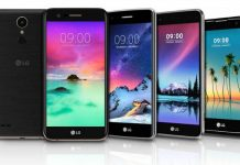 LG K3, K4, K8, and K10 Full Phone Specifcatons
