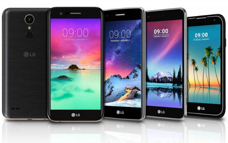 LG K3, K4, K8, and K10 Full Phone Specifcatons