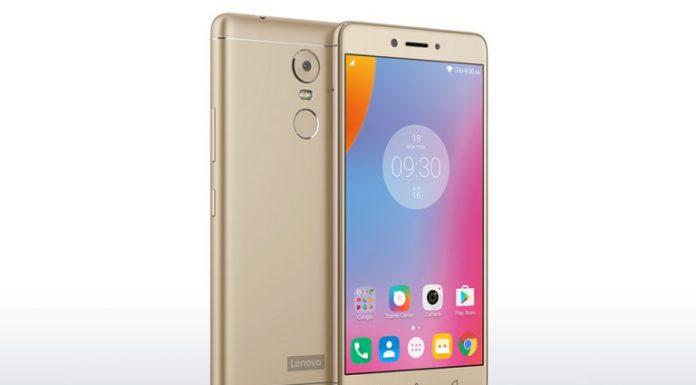 Lenovo K6 Note Full Phone Specifications