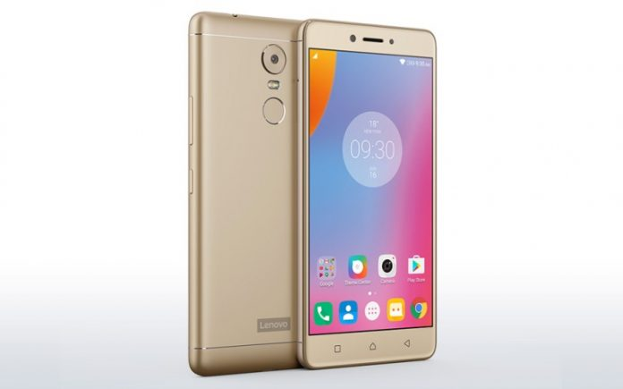 Lenovo K6 Note Full Phone Specifications