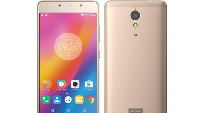 Lenovo P2 Full Phone Specifications