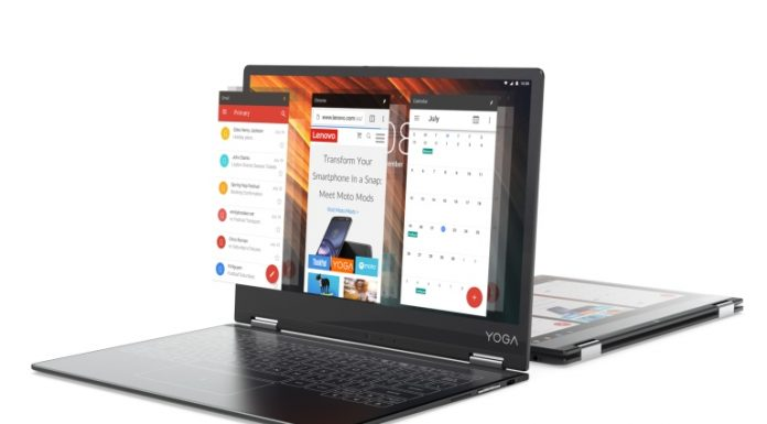 Lenovo Yoga A12 Specs and Features