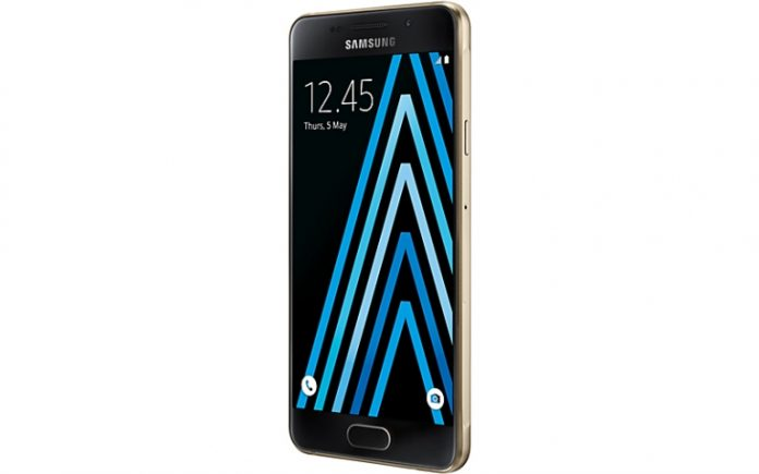 Samsung Galaxy A3 2017 Full Phone Specifications