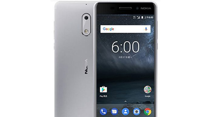 Nokia 6 full phone specifications, features, and price in India and USA