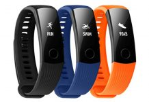 Honor Band 3 Fitness Tracker Amazon USA and India