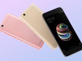 Xiaomi Redmi 5A 16GB Full Phone Specifications