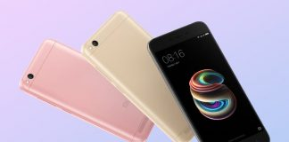 Xiaomi Redmi 5A 16GB Full Phone Specifications