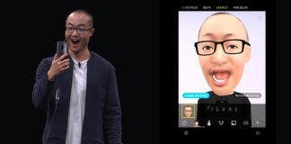 AR Emoji Samsung Galaxy S9