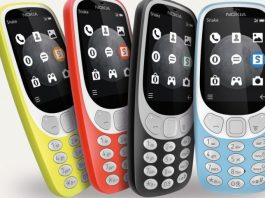 Nokia 3310 4G Specs and Price in India