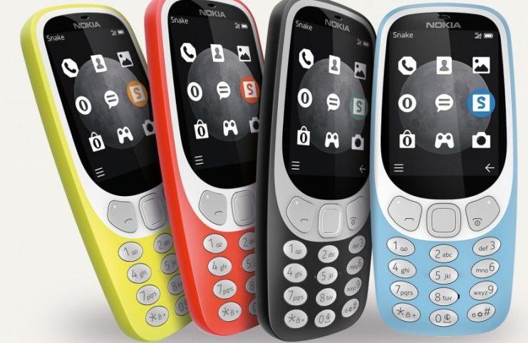 Nokia 3310 4G Specs and Price in India