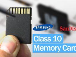Class 10 Memory Card
