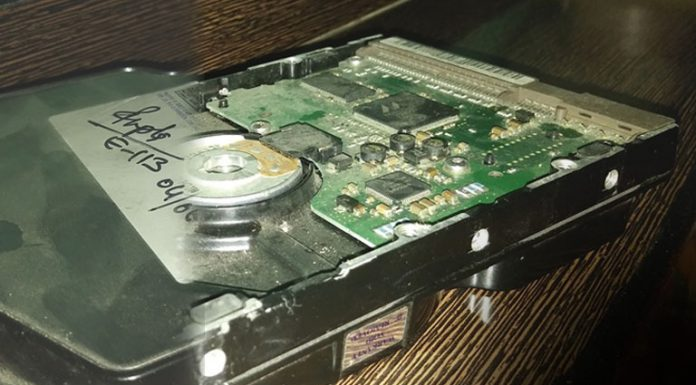 connect Desktop Internal Hard Disk to Laptop Externally