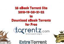 eBook Torrent Sites