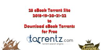 eBook Torrent Sites