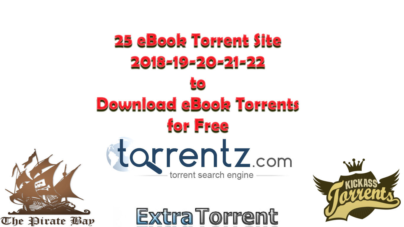 torrent sites for ebooks free download