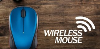 Logitech Wireless Mouse M235 and M185