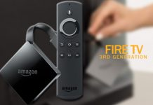 Amazon Fire TV 3rd Generation Best Buy