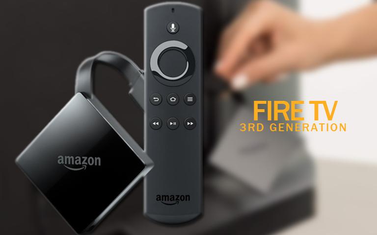 Amazon Fire TV 3rd Generation Best Buy